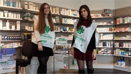 Sabato 10 febbraio 2018  XVIII Giornata di Raccolta del Farmaco