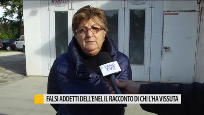 Falsi addetti dell'Enel, il racconto di una signora – VIDEO