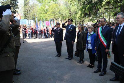 """25 aprile, sindaco Ricci: """"Difendere i valori della Liberazione"""""""