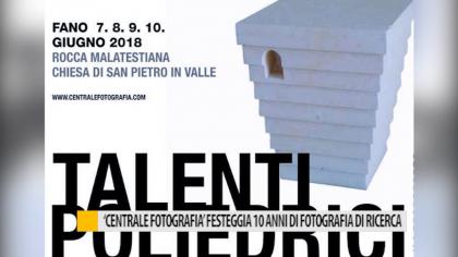 """""""Centrale Fotografia"""" festeggia 10 anni di fotografia di ricerca – VIDEO"""