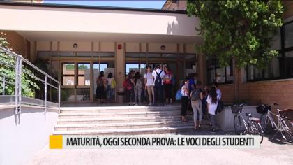 Maturità, oggi seconda prova: le voci degli studenti – VIDEO