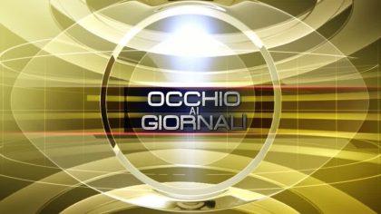 Occhio ai GIORNALI 29/11/2019