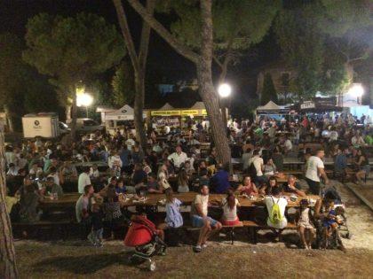 """Al via """"Birra d'Augusto"""": fino al 18 agosto i migliori birrifici e stand gastronomici da tutta Italia"""