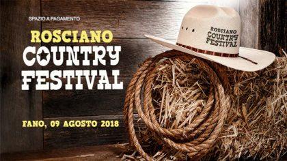 Festival Rosciano Country 2018 (09 agosto 2018)