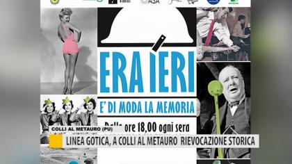 Linea Gotica, a Colli al Metauro rievocazione storica – VIDEO
