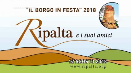 Borgo in Festa – Ripalta e i suoi amici (12 agosto 2018)