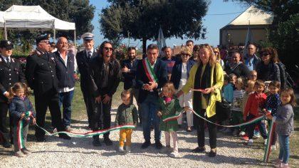 """""""Fano Fiorisce"""", taglio del nastro per la Mostra Mercato ai giardini della Rocca – VIDEO"""