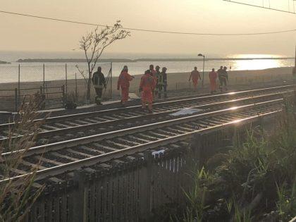 Investimento mortale sulla linea Adriatica tra Fano e Pesaro – VIDEO