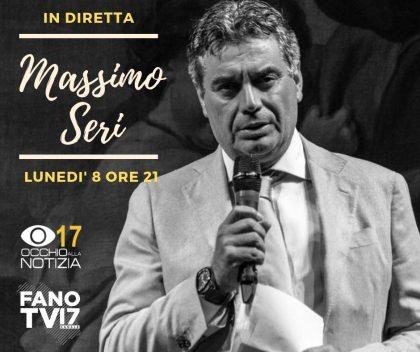 """Stasera torna """"Primo Cittadino"""" con il sindaco di Fano Massimo Seri"""