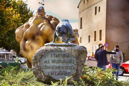 Sant'Angelo in Vado al FICO di Bologna in vista della Mostra Nazionale del Bianco Pregiato