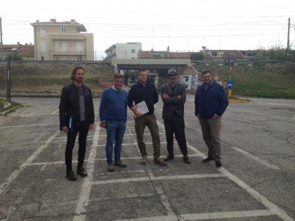 Gli allagamenti del Lido hanno i giorni contanti: iniziati i lavori in Viale Cairoli – VIDEO