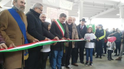 Inaugurata la 31° edizione di Sapori e Aromi d'Autunno