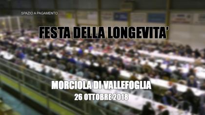 Festa della Longevità – Morciola di Vallefoglia (28 ottobre 2018)