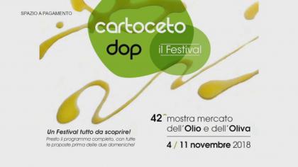 Cartoceto DOP il Festival  (4 – 11 novembre 2018)