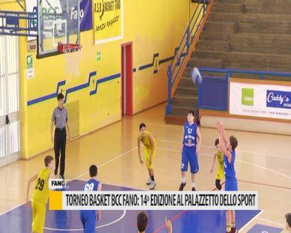 Torneo Basket BCC Fano: 14° edizione al palazzetto dello sport – VIDEO