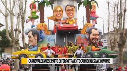 Patto di ferro tra Ente Carnevalesca e Comune – VIDEO