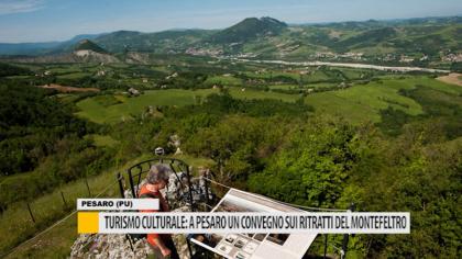 Turismo culturale: a Pesaro un convegno sui ritratti del Montefeltro – VIDEO
