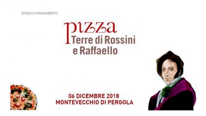 Pizza Terre di Rossini e Raffaello – Montevecchio di Pergola (6 dicembre 2018)