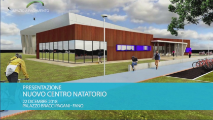 Presentazione Nuovo Centro Natatorio (22 dicembre 2018)