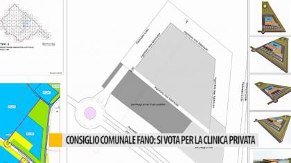 Consiglio comunale Fano: si vota per la clinica privata – VIDEO