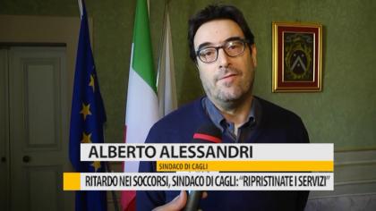 """Ritardo nei soccorsi, sindaco di Cagli: """"Ripristinare i servizi"""" – VIDEO"""