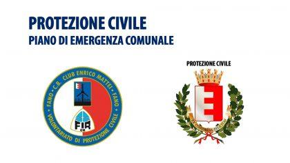 4) PROTEZIONE CIVILE – Piano di emergenza comunale