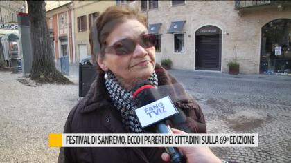 Festival di Sanremo, ecco i pareri dei cittadini sulla 69ª edizione – VIDEO