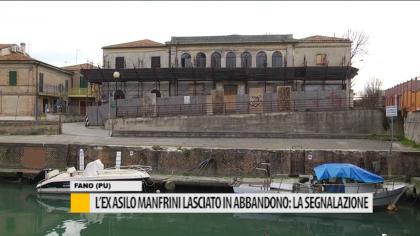 L'ex asilo Manfrini lasciato in abbandono: la segnalazione – VIDEO
