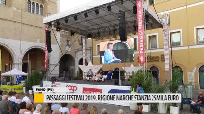 Passaggi festival 2019, regione marche stanzia 25mila euro – VIDEO
