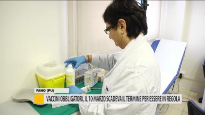 Vaccini obbligatori, il 10 marzo scadeva il termine per essere in regola – VIDEO