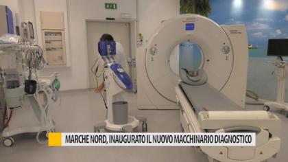 Marche Nord, inaugurato il nuovo macchinario diagnostico – VIDEO