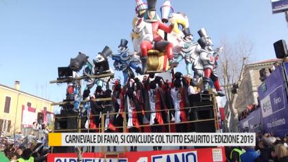 """""""Ecco come sarà il Carnevale di Fano del 2020"""" – VIDEO"""
