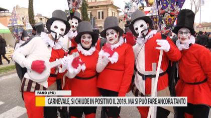 Carnevale, si chiude in positivo il 2019. Ma si può fare ancora tanto – VIDEO
