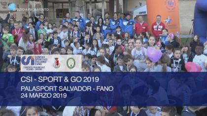CSI – Sport & Go  (24 marzo 2019)