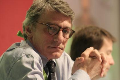David Sassoli, vicepresidente dell'Europarlamento nelle marche il 15 e 16 maggio