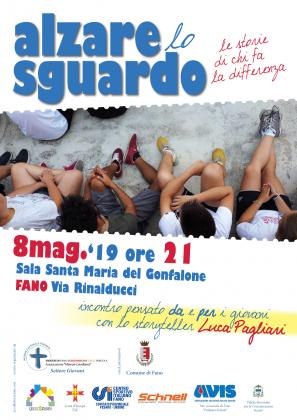 Mercoledì il giornalista Luca Pagliari incontra i giovani a Fano