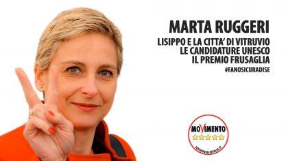 Marta Ruggeri #fanosicuradise – Lisippo e la città di Vistruvio e le candidature Unesco