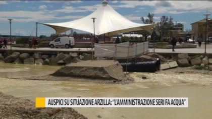 """Auspici su situazione Arzilla: """"L'amministrazione Seri fa acqua"""" – VIDEO"""