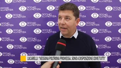 Lucarelli: nessuna poltrona promessa. Sono a disposizione come tutti – VIDEO