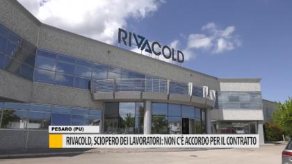 Rivacold, sciopero dei lavoratori: non c'è accordo per il contratto – VIDEO
