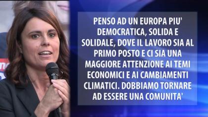 Elezioni: Simona Bonafè a Fano per la presentazione dei candidati PD – VIDEO