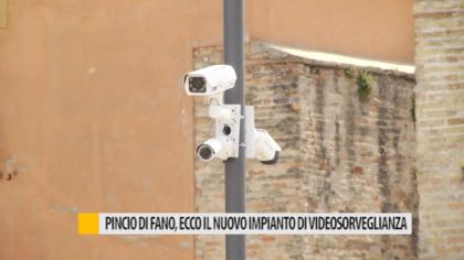 Pincio di Fano, ecco il nuovo impianto di videosorveglianza – VIDEO