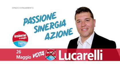 """""""INSIEME E' MEGLIO""""  Etienn Lucarelli"""