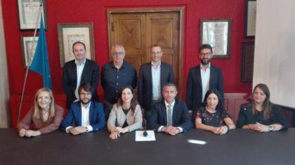 Il sindaco di Pesaro Ricci presenta la giunta tra conferme e novità: ecco tutti i nomi