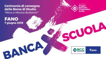 BCC Fano: venerdì la consegna di 194 borse di studio: in 23 anni premiati 2.200 studenti