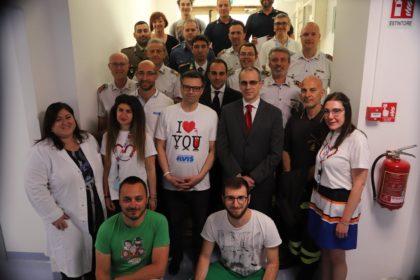 Avis Fano: le forze dell'ordine scendono in campo per la donazione del sangue – VIDEO