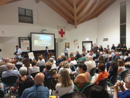 Mondolfo: sala gremita per la presentazione delle attività di governo della giunta Barbieri