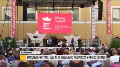 Passaggi Festival: dal 24 al 30 giugno tra piazza e Pincio di Fano – VIDEO