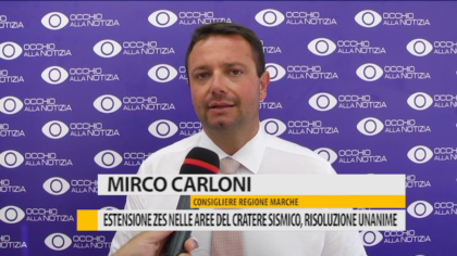 Estensione ZES nelle aree del cratere sismico, risoluzione unanime – VIDEO