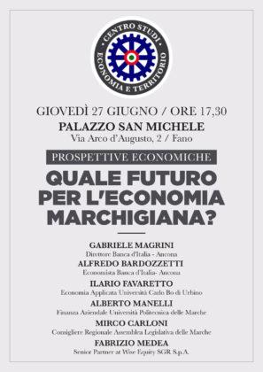Banca d'Italia analizza l'economia marchigiana: domani un convegno sulle strategie di rilancio